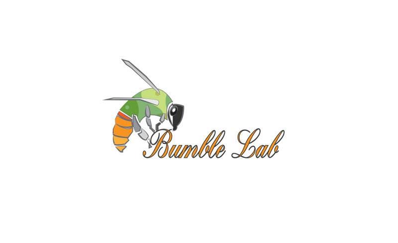Penyertaan Peraduan #                                        70                                      untuk                                         Design a Logo for Bumble Lab