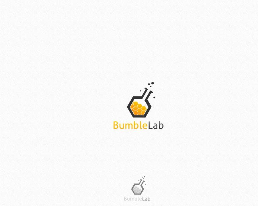 Penyertaan Peraduan #                                        22                                      untuk                                         Design a Logo for Bumble Lab