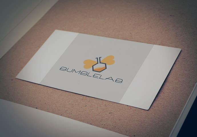 Penyertaan Peraduan #                                        75                                      untuk                                         Design a Logo for Bumble Lab