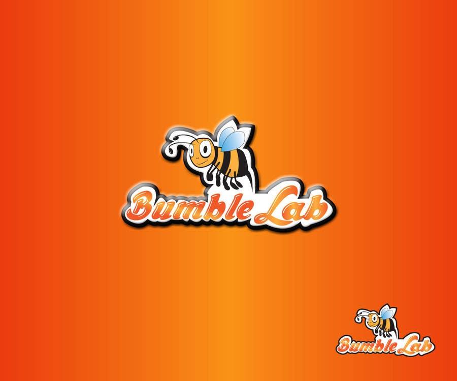Penyertaan Peraduan #                                        50                                      untuk                                         Design a Logo for Bumble Lab