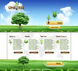 Graphic Design Contest Entry #60 for Website Design for 1 Tree Planted