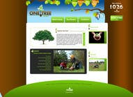 Graphic Design Contest Entry #121 for Website Design for 1 Tree Planted