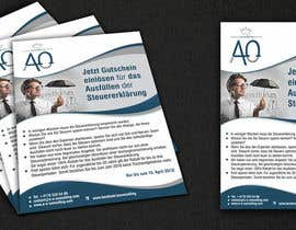 ezesol tarafından Flyer Design for Taxes and retirement insurace için no 5
