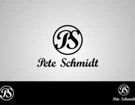 #129 para Logo Design for Pete Schmidt por Dewieq