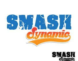 #41 for Logo Design for Smash Dynamic by kirstenpeco