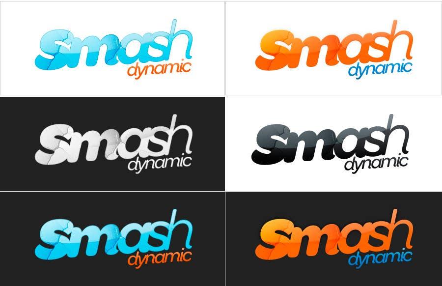 Contest Entry #37 for Logo Design for Smash Dynamic