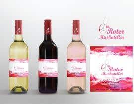 nº 17 pour wine bottle label design par metaphor07