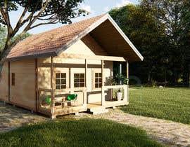 #29 for 3D Modeling - Best House model by sanithmcaras360