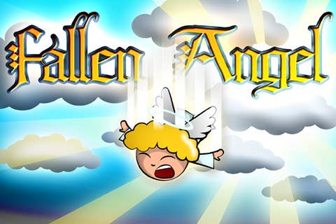 #6 for Cartoon for Angel Iphone Game by peshan