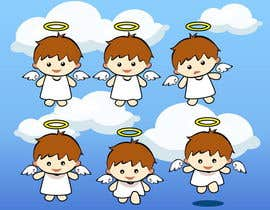 #14 cho Cartoon for Angel Iphone Game bởi Stevieyuki