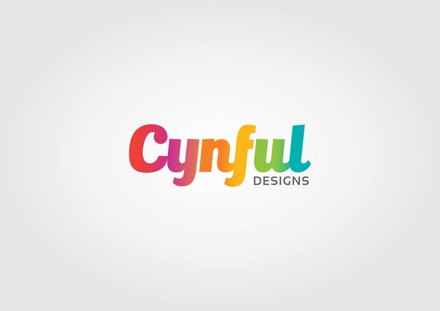 "Konkurrenceindlæg #                                        45                                      for                                         Design a Logo for ""Cynful Designs"""