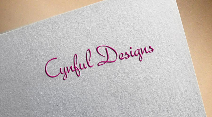 "Konkurrenceindlæg #                                        37                                      for                                         Design a Logo for ""Cynful Designs"""