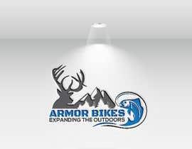 Nro 273 kilpailuun Logo Design for ArmorBikes.com käyttäjältä fatemaakther423
