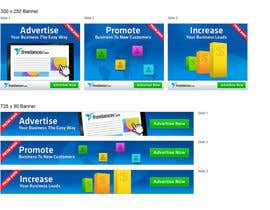 #73 para Banner Ad Design for Freelancer.com por Celticfc