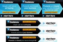 Graphic Design Inscrição do Concurso Nº44 para Banner Ad Design for Freelancer.com