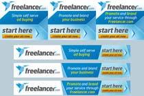 Graphic Design Inscrição do Concurso Nº60 para Banner Ad Design for Freelancer.com