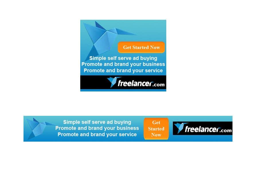Inscrição nº                                         81                                      do Concurso para                                         Banner Ad Design for Freelancer.com