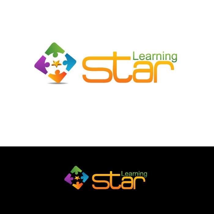 Penyertaan Peraduan #                                        19                                      untuk                                         Logo Design for  Star Learning