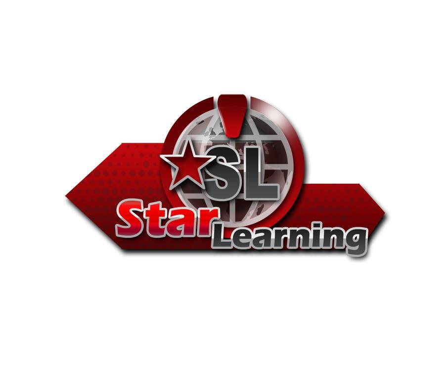 Penyertaan Peraduan #                                        74                                      untuk                                         Logo Design for  Star Learning