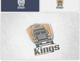 #123 for Logo design for trucking client af Anas2397