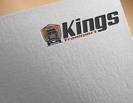 #129 for Logo design for trucking client af Anas2397