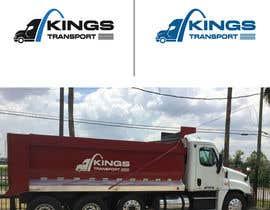 #124 for Logo design for trucking client af oaliddesign