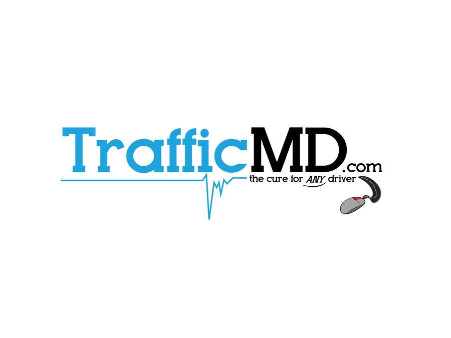 Inscrição nº 41 do Concurso para Logo Design for TrafficMD.com