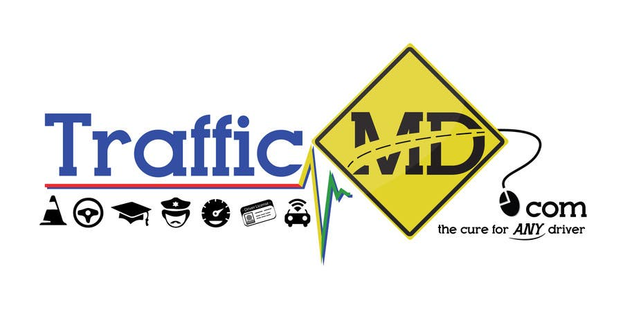 #57 for Logo Design for TrafficMD.com by krizdeocampo0913
