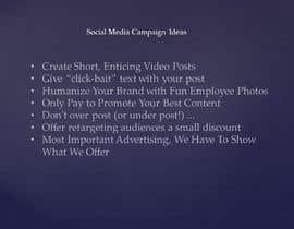 #5 pentru Creative Social Media Manager to Enhance Digital Marketing Business de către Naimur444