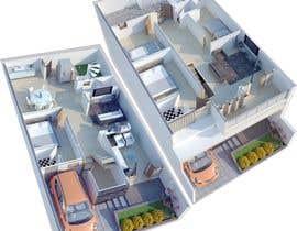 nº 4 pour 3D Floorplan Sketchup par dodyardiansyah
