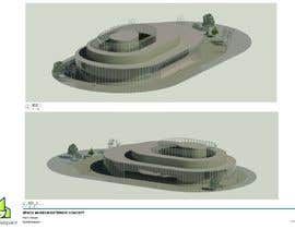 #14 for Space Museum exterior Concept by sustainaspace