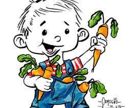 #32 for Illustrations for a children's book af ecomoglio