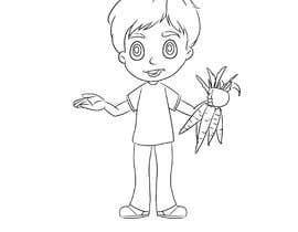 Nro 31 kilpailuun Illustrations for a children's book käyttäjältä Lianji