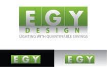 Logo Design for E.G.Y. Design için Graphic Design227 No.lu Yarışma Girdisi