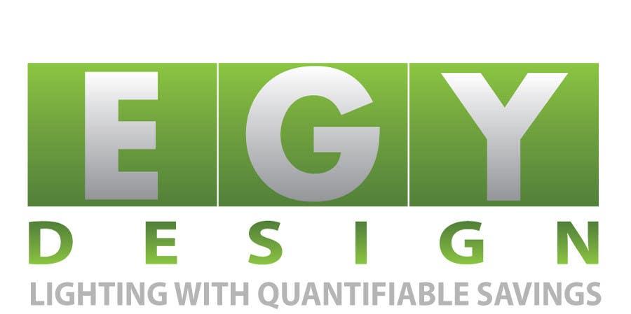 Contest Entry #268 for Logo Design for E.G.Y. Design