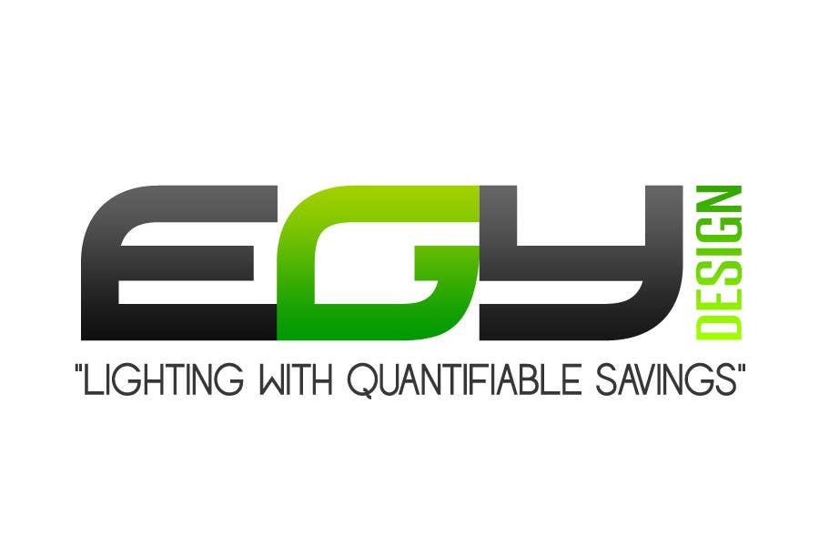 Contest Entry #215 for Logo Design for E.G.Y. Design