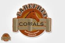 Contest Entry #3 for Logo Design for Carefree Corrals, a non-profit horse rescue.