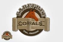 Contest Entry #5 for Logo Design for Carefree Corrals, a non-profit horse rescue.