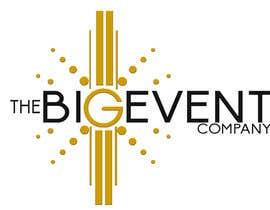 #133 untuk Design a Logo for The Big Event Company oleh arunteotiakumar
