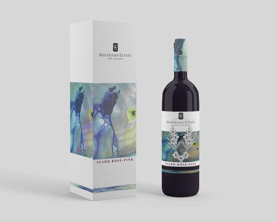 Contest Entry #15 for Wine Label Design Contest