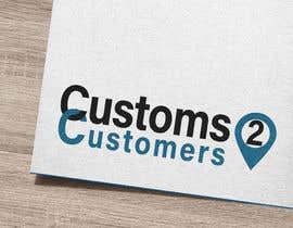 """Nro 27 kilpailuun Logo for """"Customs to Customers"""" käyttäjältä AndersonHerbert"""