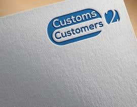 """Nro 63 kilpailuun Logo for """"Customs to Customers"""" käyttäjältä DesignInverter"""