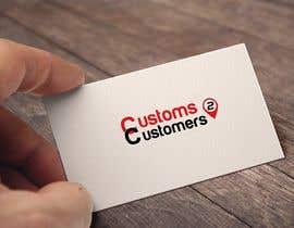 """Nro 61 kilpailuun Logo for """"Customs to Customers"""" käyttäjältä romzana75"""