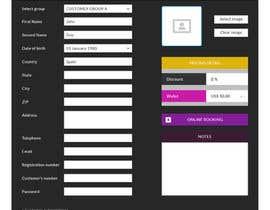 #7 para Design a Website Mockup for wordpress backend plugin por caleniuc