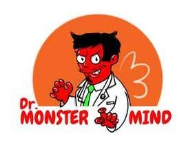 #38 for illustrative logo Dr.Monster Mind af graphicart