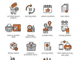 #10 for Design 20 icons (same style/look & feel) by ARTworker00