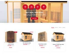 #62 for Create website for a fine woodworking by ShofiqulCSE