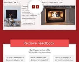 #59 for Create website for a fine woodworking by Hk247