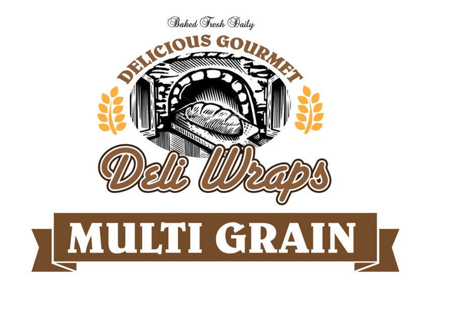 Contest Entry #60 for Brand name suggestion and logo design for wraps range