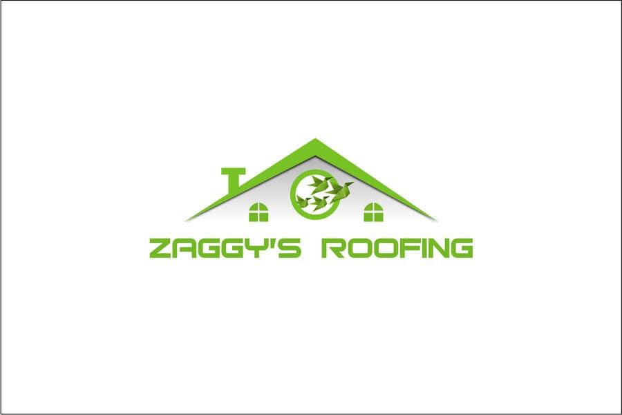 Inscrição nº 89 do Concurso para Logo Design for Zaggy's Roofing